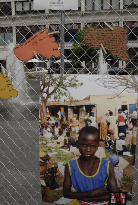 GuluWalk - IDPs in Northern Uganda